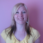 Nicole Bamford - September 2012 YP of the Month