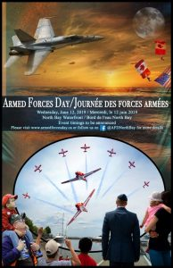 A Great Week of Community Celebrations Starting With Armed Forces Day