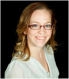 Janelle St-Denis is our Young Professional of the Month