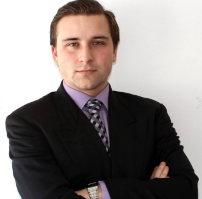 Young Professional of the Month – Ryen Veldhuis