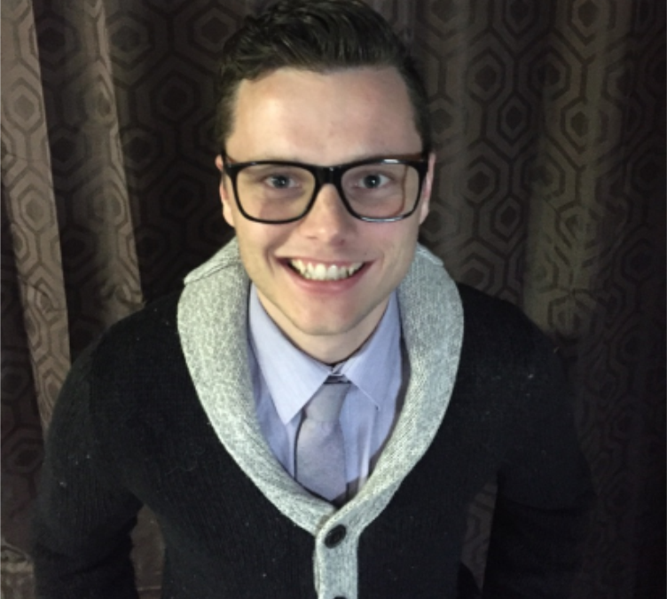 Young Professional of the Month – Shayn Knapp
