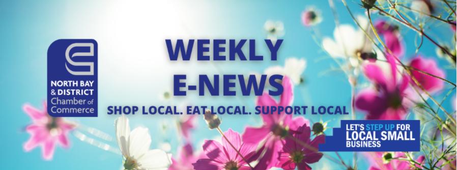 Weekly E-News – July 21, 2021
